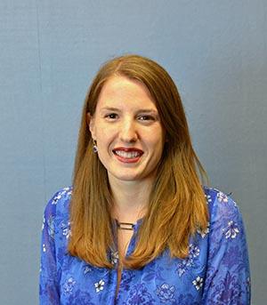 Gina Spohr - Graduate Support